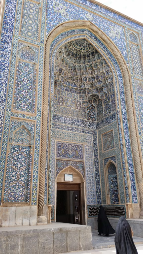 Friday Mosque, Kerman