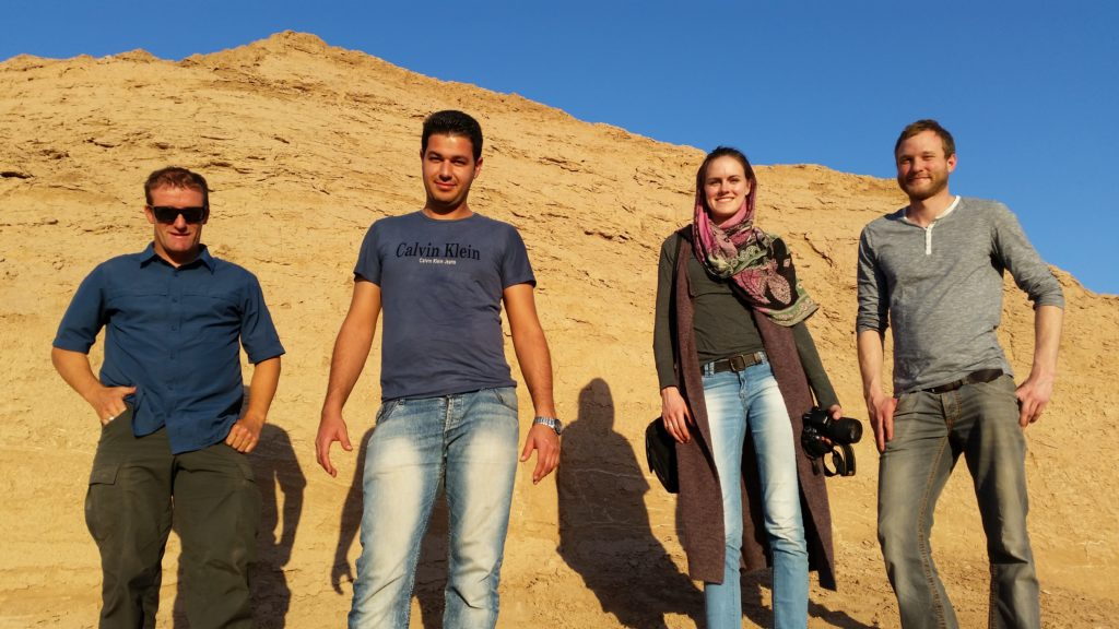 Big thanks to Amir our host for making this day possible and my travel companions for a great day!