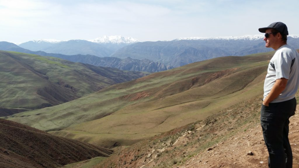 Alamut Valley day-trip.