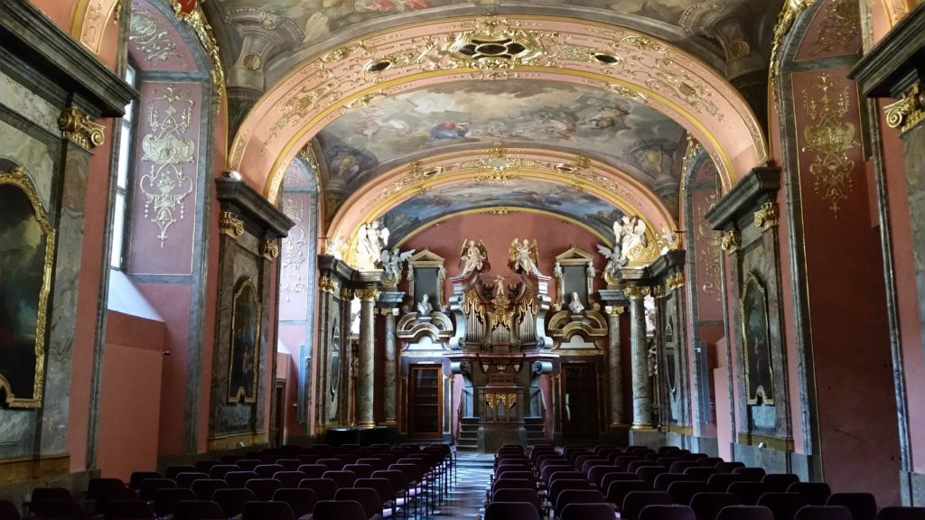 The Chapel of Mirrors, Klementinum.