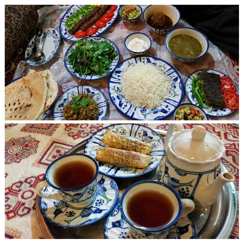 Most expensive meal, Yazd.